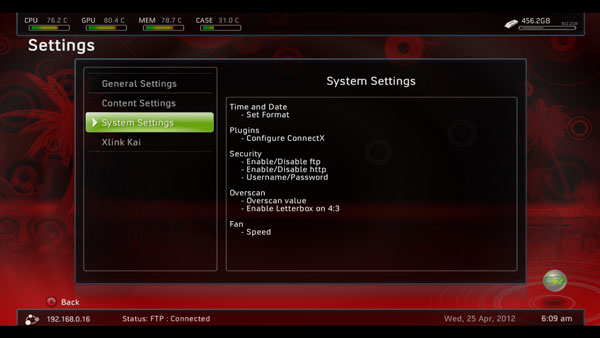 how to change nat settings on xbox 360